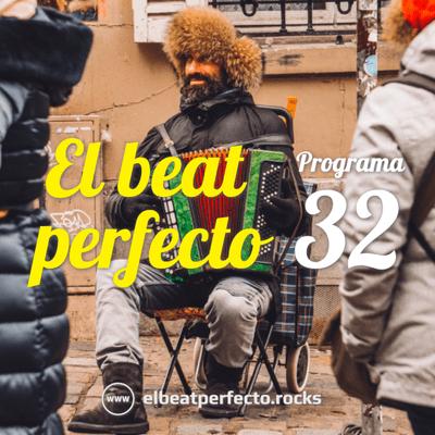 El beat perfecto - El beat perfecto #32: Tunng, Tiga, Rayden, TTRRUUCES, Pale Blue Eyes, Paul McCartney, Dorian y más...