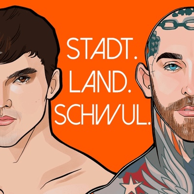 coverart for the podcast Stadt.Land.Schwul.