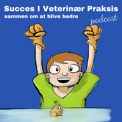 Succes I Veterinær Praksis Podcast - Sammen om at blive bedre - SIVP85: Diarre hos katte. Er det noget særligt? med Kelly St. Denis