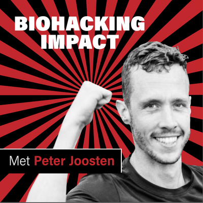 Biohacking Impact - 74 Bionische mens: mogelijkheden, impact & ethiek. Met prof. Peter-Paul Verbeek & Robin Rotman