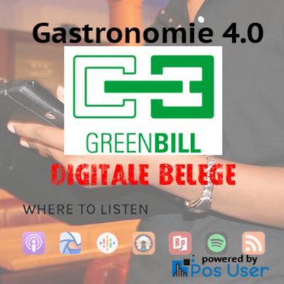 GASTRONOMIE 4.0 - Belegausgabepflicht digital