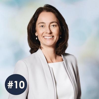 100 Frauen* - der Podcast über modernen Feminismus - #10 Dr. Katarina Barley // Bundesministerin der Justiz und für Verbraucherschutz