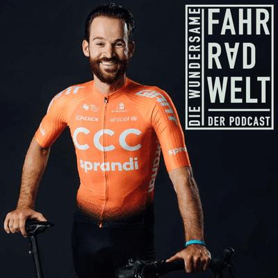 Die Wundersame Fahrradwelt - Simon Geschke - Corona, TDF, Veganismus und die Hoffnung auf Olympia 2021