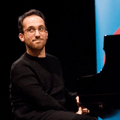 Vis à vis | Inforadio - Igor Levit: Politischer Pianist