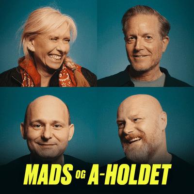 Mads og A-holdet - Episode 13, del 1: Rejse med Jackson trods date med Preben, foto uden samtykke og mand i G-streng.