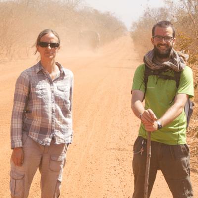 Un Gran Viaje - África de cabo a rabo (I), con Itziar Marcotegui y Pablo Strubell | 39