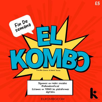 El Kombo Oficial - El Kombo en Canica Radio E5