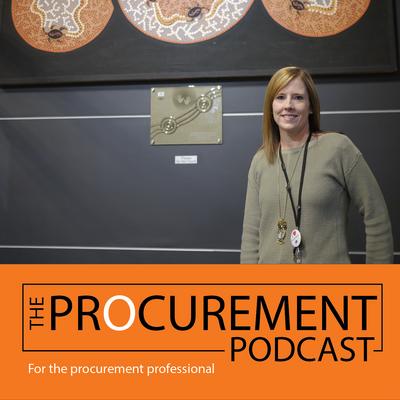 The Procurement Podcast - Episode 004: Sustainable Procurement with Sarah Collins