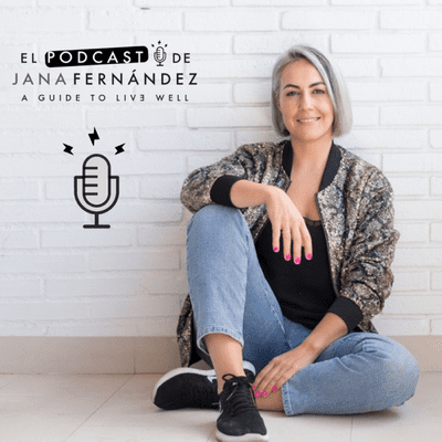coverart for the podcast El podcast de Jana Fernández