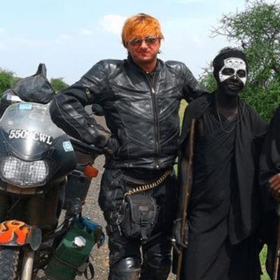 Un Gran Viaje - Dos años de vuelta al mundo en moto, con Fabián Barrio |9