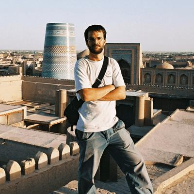 Un Gran Viaje - La Ruta de la seda II, de Uzbekistan a China, con Pablo Strubell | 84