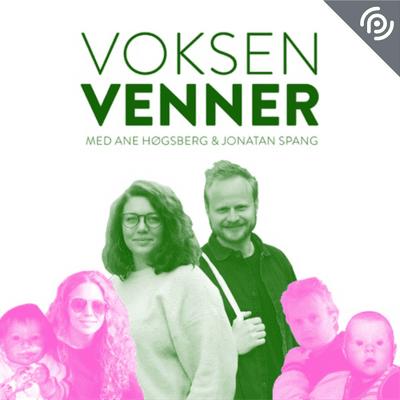 """Voksenvenner - Episode 8 - Fagforbund og """"er du den du tror du er"""""""