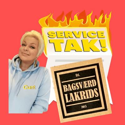 Service, TAK! - Bagsværd Lakrids