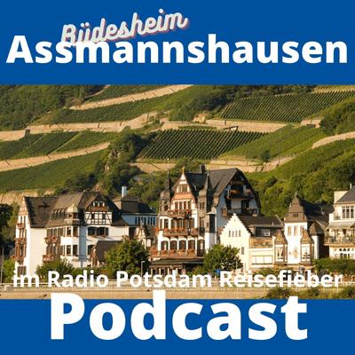 Upgrade Hospitality - der Podcast für Hotellerie und Tourismus - #28 Assmannshausen und das Hotel Zwei Mohren im Radio Potsdam Reisefieber