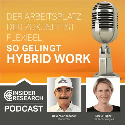 Der Arbeitsplatz der Zukunft ist flexibel: so gelingt Hybrid Work, Ulrike Rüger, Dell Technologies