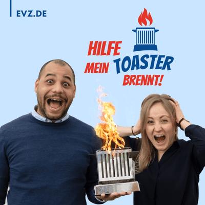 Hilfe, mein Toaster brennt! - podcast