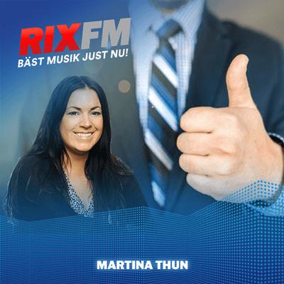 Martina Thun - Så byter du yrkesbana mitt i livet!