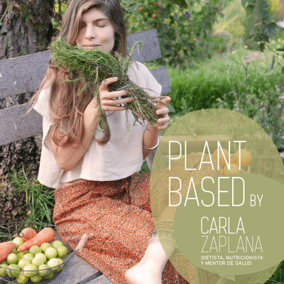 PLANT BASED by Carla Zaplana - 7. Efecto Anti-aging (antioxidantes) frutas y vegetales