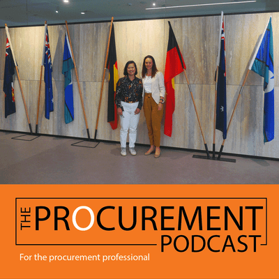 The Procurement Podcast - Episode 006: Circular Economy Procurement with Myla Bulaon and Tania Lalor