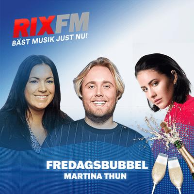 """Martina Thun - """"Ljug mer, fuska mer and your life will be great!"""""""