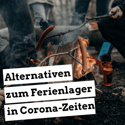 Jugendleiter-Podcast - Alternativen zum Ferienlager in Corona-Zeiten