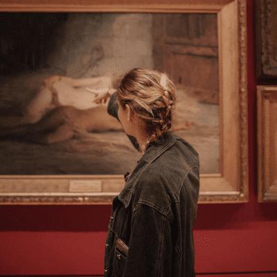 Lioran Schlafengehen – kleine Reisen zum Einschlafen und Entspannen - Ein Regentag im Museum