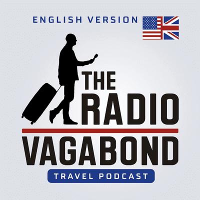 The Radio Vagabond - 163 INTERVIEW: Nomads Giving Back – Tarek Part 2