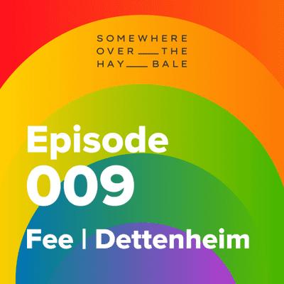 Somewhere Over The Hay Bale - Fee   Dettenheim