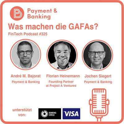 Payment & Banking Fintech Podcast - Florian Heinemann über Facebook, Google und den digitalen Euro