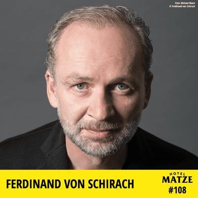 Hotel Matze - Ferdinand von Schirach – Was ist dein Versprechen?