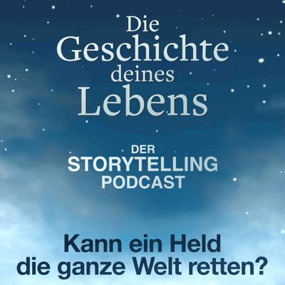 """Storytelling: Die Geschichte deines Lebens - """"Kann ein Held die ganze Welt retten?"""" mit Anne Gleich"""