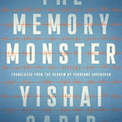 The Avid Reader Show - The Memory Monster.  Yishai Sarid