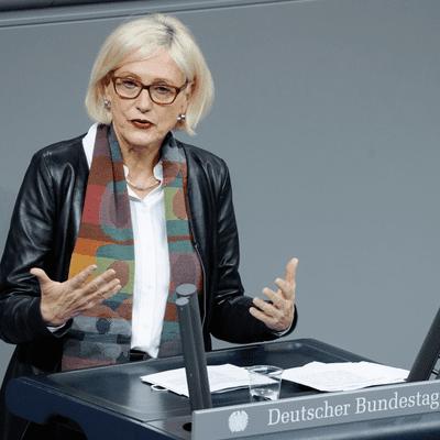 Vis à vis | Inforadio - Dagmar Ziegler: Die neue Bundestagsvizepräsidentin