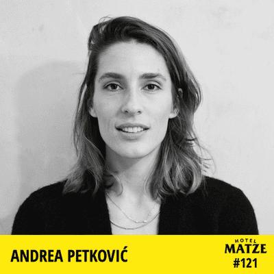 Hotel Matze - Andrea Petković – Wie kann man das Beste aus sich herausholen?
