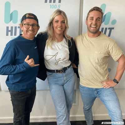 Jimmy & Nath - Hit Hobart 100.9 - SIP & STYLE CO: Ari Ahearne Chats Australia's First Hair & Beauty Masterclass Event