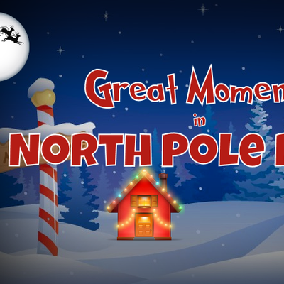 Merry Podcast - Great Moments in North Pole Radio