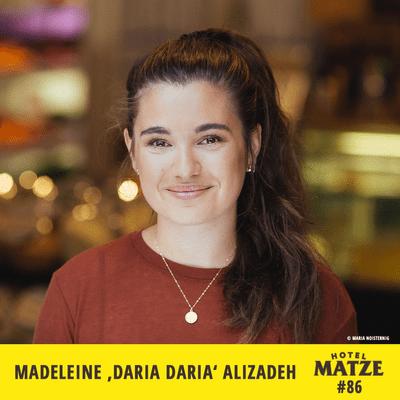 Hotel Matze - Madeleine Daria Alizadeh – Welche Frage hilft dir dich zu entscheiden?