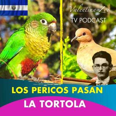 Valentina Zoe - LOS PERICOS PASAN ALFREDO ESPINO🦜🌤️   La Tortola Alfredo Espino🕊️🌄   Poema