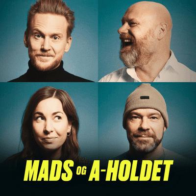 Mads og A-holdet - Episode 4 del 1: Svigermor er en copycat, rejse fra sin handicappede familie og blowjob ved en fejl.