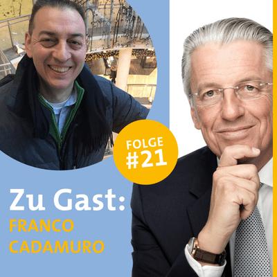 Diagnose: Zukunft - Der Experten Podcast - #21 Italienischer Gastronom zur Corona-Krise