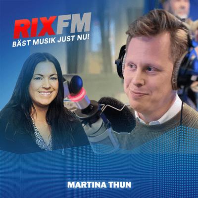 """Martina Thun - Andreas Utterström – """"Det är en PR-kupp!"""""""