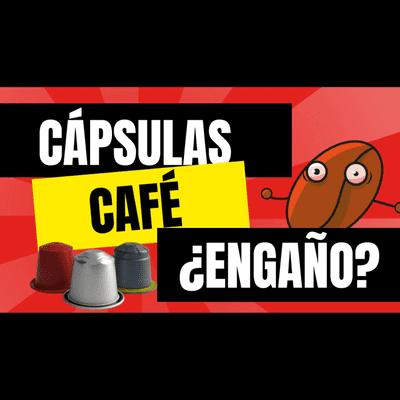 Café y Ná - El podcast sobre café - Café y Ná   Ep. 2 Las capsulas de café   Cafeyna.club