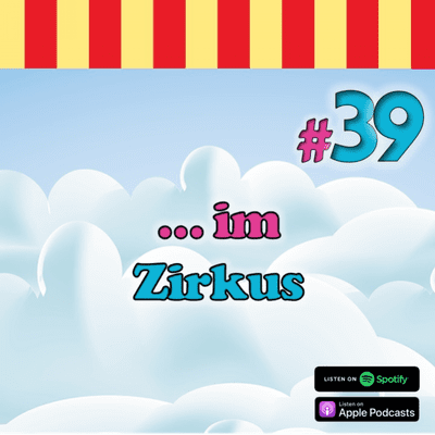 Inside Neustadt - Der Bibi Blocksberg Podcast - #39 - Bibi im Zirkus