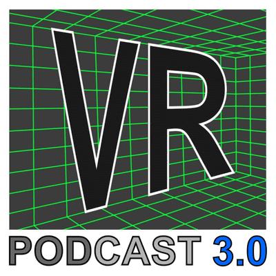 VR Podcast - Alles über Virtual - und Augmented Reality - E219 - Nanni musste mal auf das Studioklo