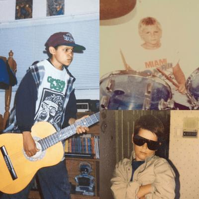 Turned Out A Punk - Splits Vol. 1 - Tony Molina/ Nick Woj