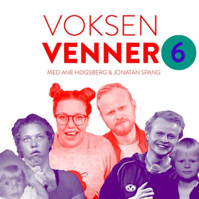 Voksenvenner - Episode 6 - D'angleterre og singler i den modne alder