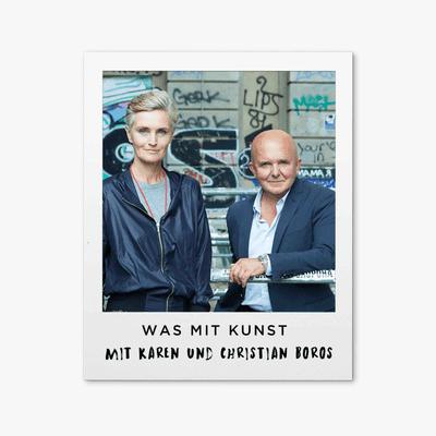 Was mit Kunst - Ein Podcast von und mit Johann König | Podimo - ...mit Karen und Christian Boros