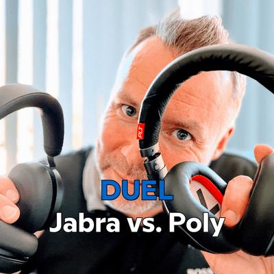 Headset-duel: Jabra mod Poly – bedst til kontoret