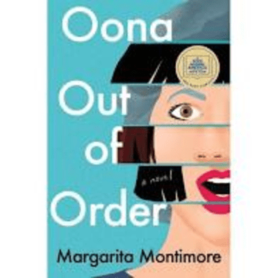 The Avid Reader Show - Oona Out Of Order.  Margarita Montimore