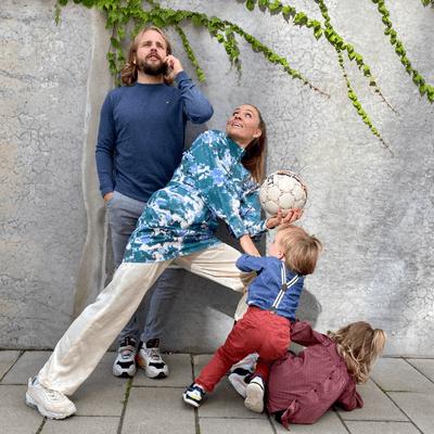 """Anden til Venstre - Cecilia Hansen: """"Når Heino bliver genert og utilpas, siger han noget sjovt – det er hans våben."""""""